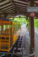 Nerobergbahn in Wiesbaden,Hessen