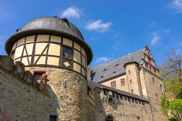 Burg Kronberg im Taunus, Hessen