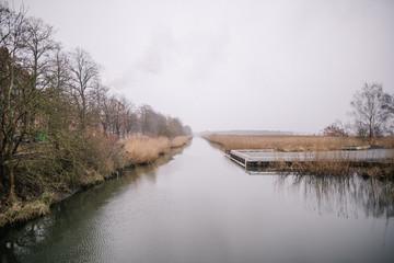 Ryck in Greifswald