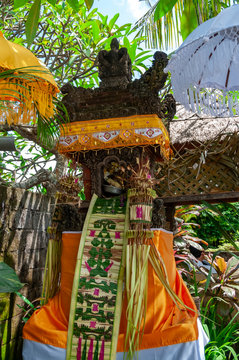 Shrine Sanur Bali Indonesia