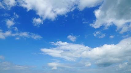 Wall Mural - 青空 ノーマルスピード