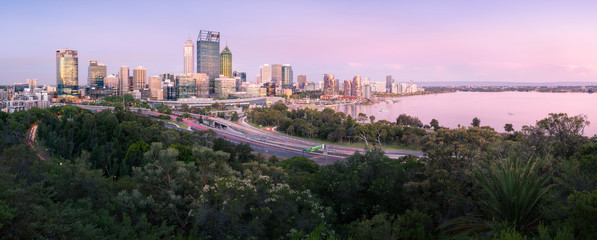 Perth Twilight