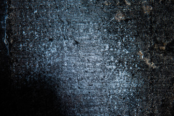 Keuken foto achterwand Brandhout textuur Burnt wood texture with black look