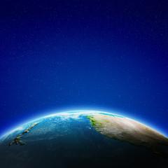 Fototapete - Australia and New Zealand