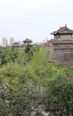 Keuken foto achterwand Xian Xian - Remparts