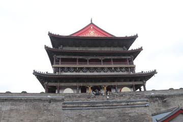 Xi'an - Remparts  Fototapete