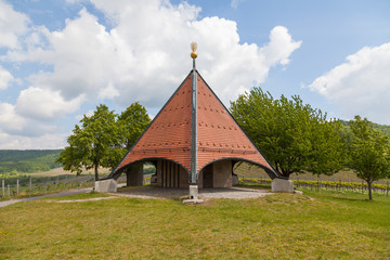 14-Nothelfer-Kapelle in Oberschwarzach, Unterfranken