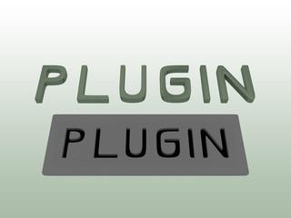 plugins SEO site WordPress PLUGIN - technological concept