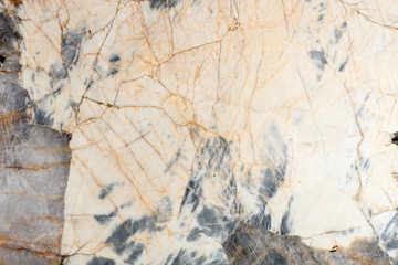 Wall Mural - Natural quartzite background in light color for your individual design work.