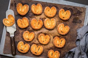 Palmier, Elephant Ear Cookies