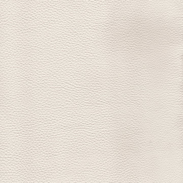 White detailed background texture of leather.