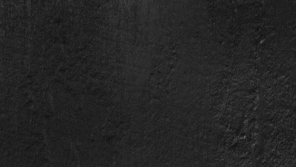 Black charcoal texture background, dark wall background. Elegant black background illustration with dark charcoal color paint.