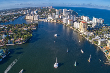 Fort Lauderdale is a Major City in Florida