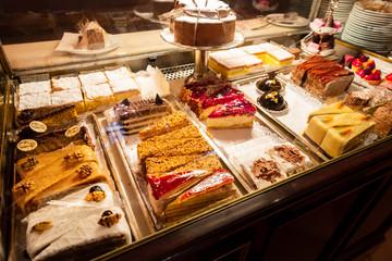 ウィーンのケーキ