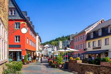 Fototapete - Bad Münstereifel, Germany