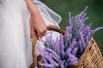 flores de comunion Fotobehang