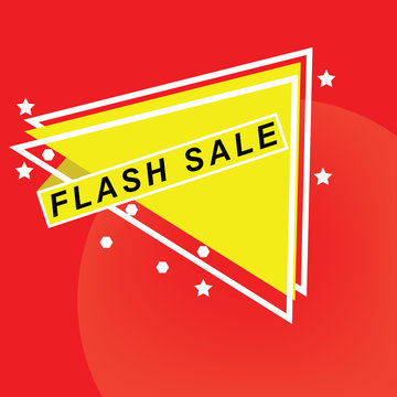 Amazing Flash Sale Banner Template