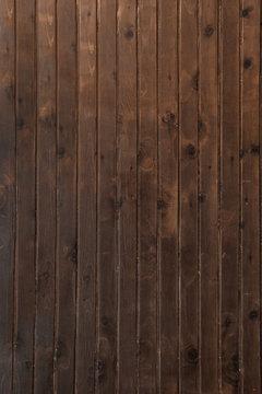 superficie legno scuro perlinato frontale verticale