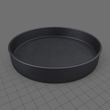 Modern cake pan