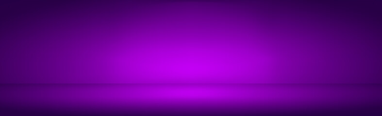 Purple studio background