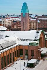 Helsinki - Clock Tower