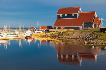Morning in Bonavista, Newfoundland