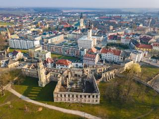 Architecture of Strzelce Opolskie