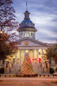 South Carolina State Capitol Building