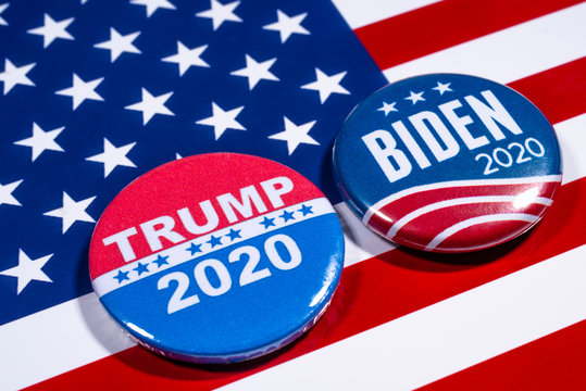 Trump v Biden 2020 Presidential Election