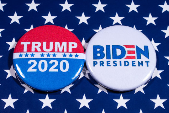 Trump v Biden 2020 Presidential Election