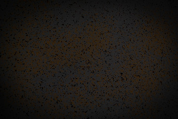 Dark concrete background with small dots