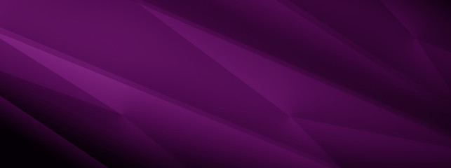 Dark purple abstract background for wide banner Wall mural
