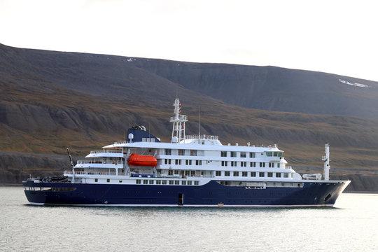 archipel du Svalbard en Norvège (Spitzberg)