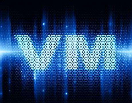 VM acronym (Virtual machine)