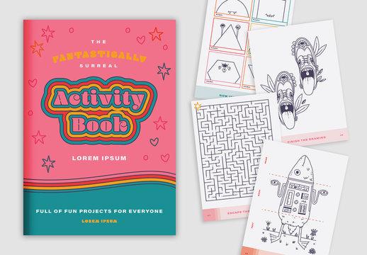 Surreal Activity Book