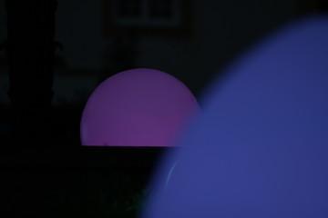 Nachtlicht - Licht im Dunkel