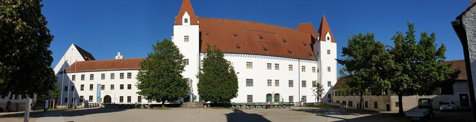 Bayerisches Armeemuseum in Ingolstadt Bayern