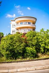 Immeuble style Art déco à Villeurbanne