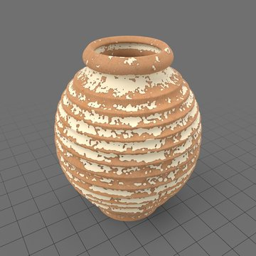 Traditional vase