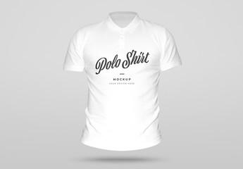 3D Polo Shirt Mockup