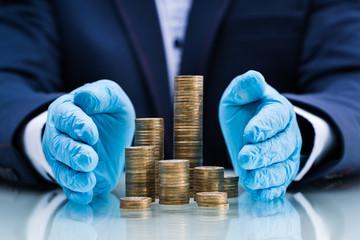 Protecting Money Savings From Coronavirus