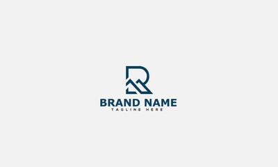 Letter RM logo icon design template elements