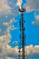 telecommunication tower in sri lanka
