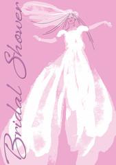 Garden Poster Braut. Bridal shower.