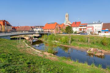Hockenheim Hochwasserschutz- und Ökologieprojekt HÖP