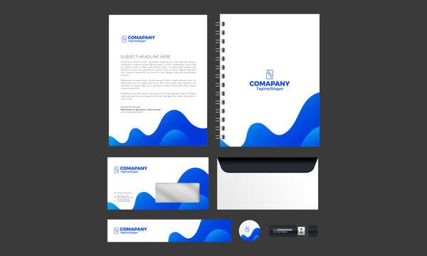 Agency Corporate Identity Design