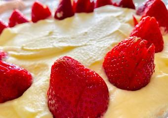 Strawberry and Mascarpone