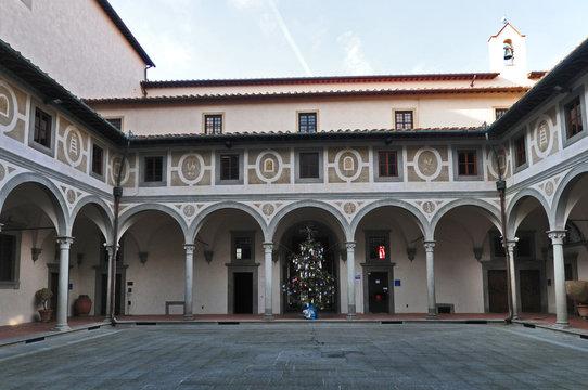 Firenze, l'Ospedale degli Innocenti