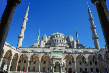 Sultanahmet Blue Mosque Istanbul, Turkey