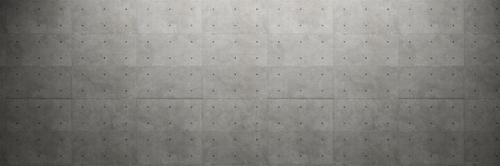 Gray concrete as concrete slab background texture Fotomurales